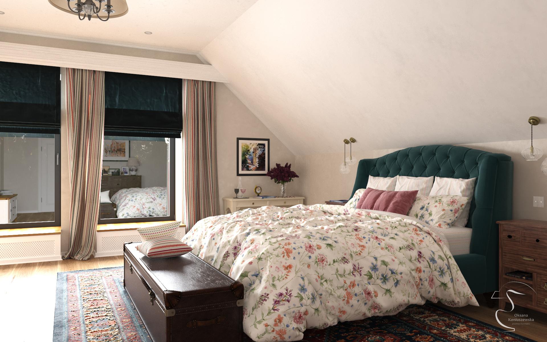 17 Sypialnia 1