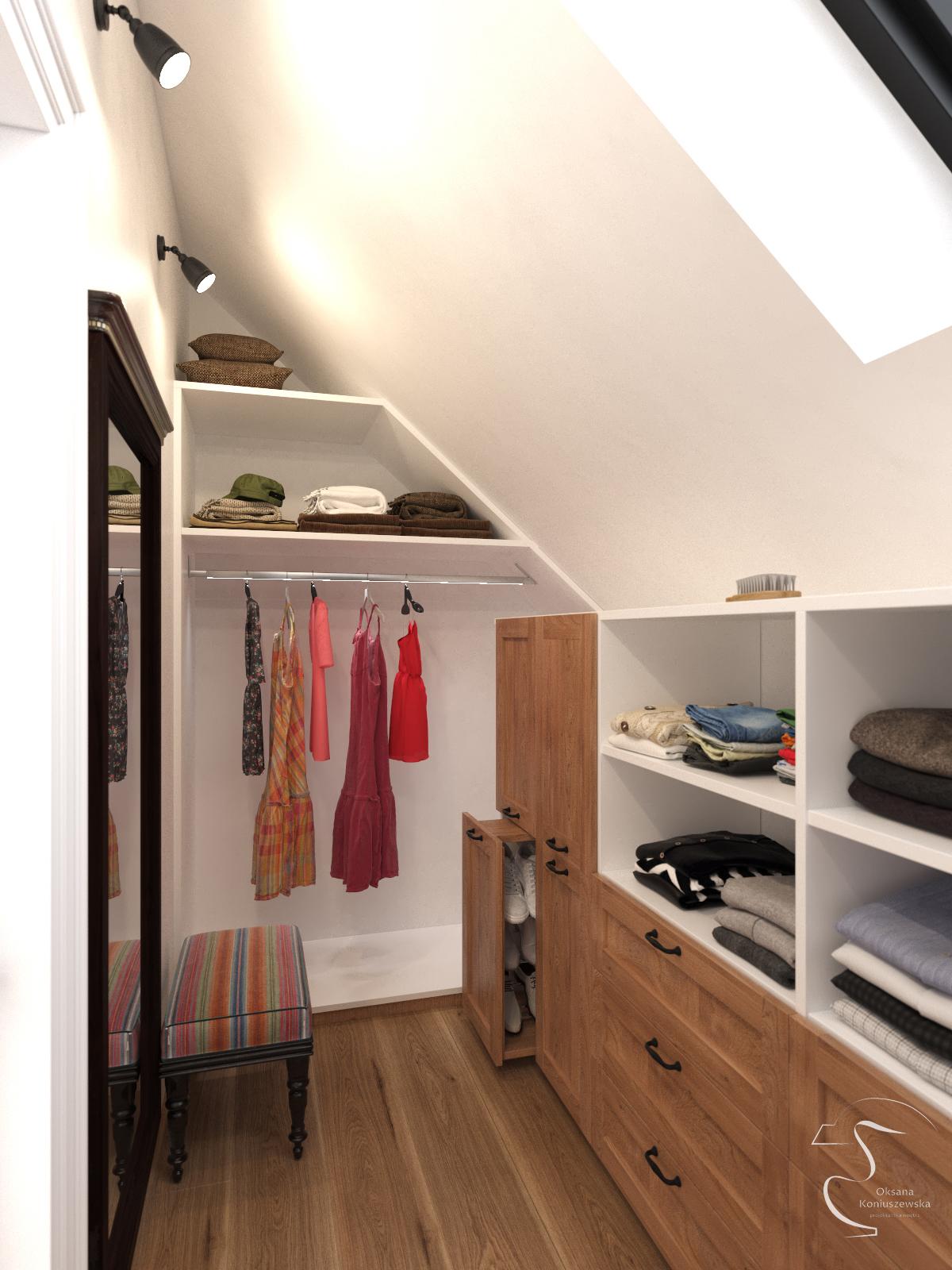 22 Garderoba sypialnia 2